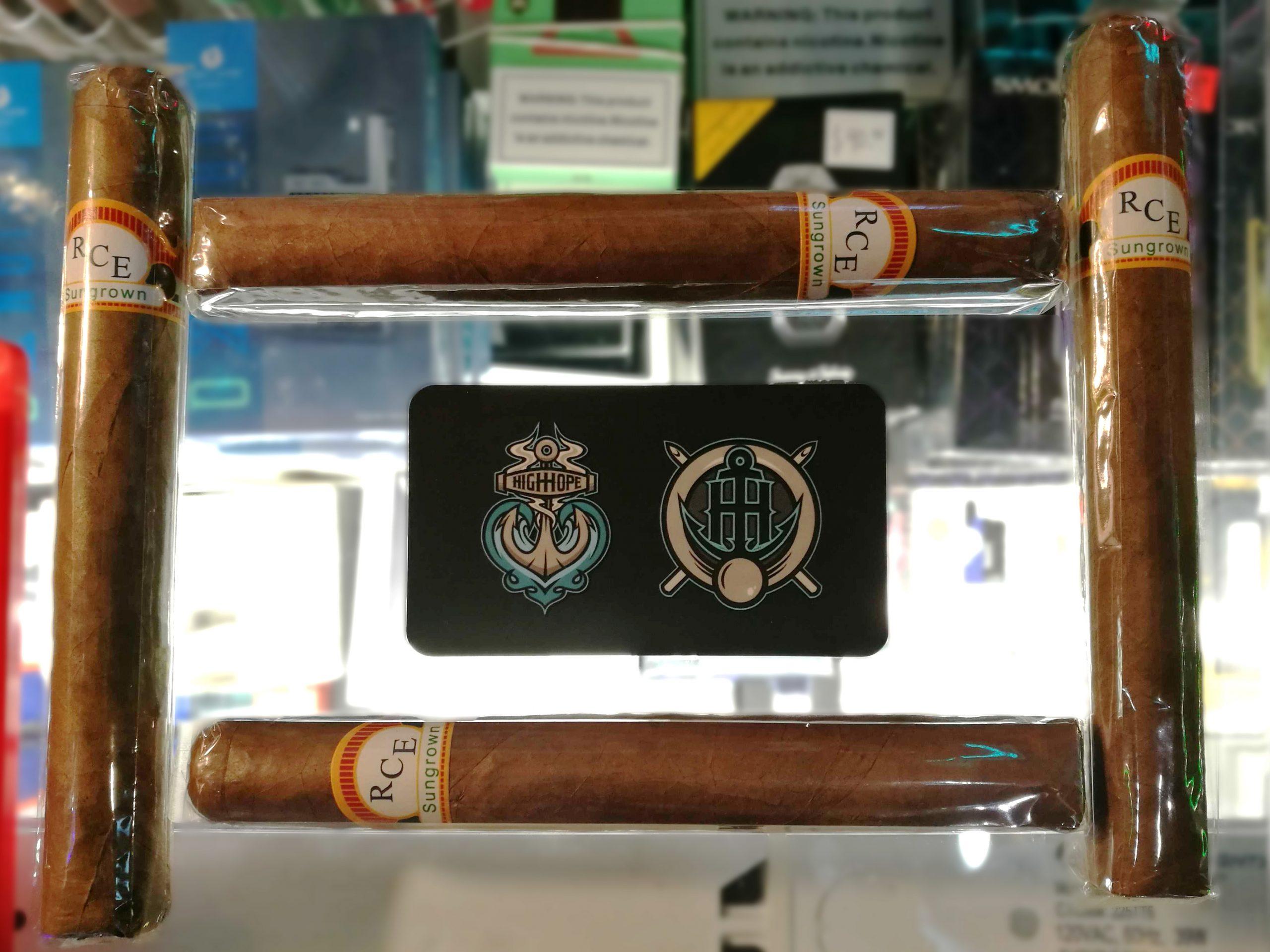 RCE cigars